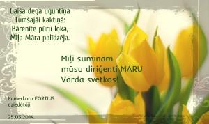 Sveicam varda diena_FORTIUS